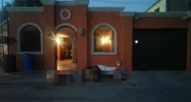 Dejan diez muertos afuera de una casa en Nuevo Laredo