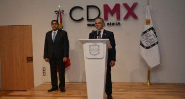 Edmundo Garrido es nombrado nuevo procurador de la CDMX