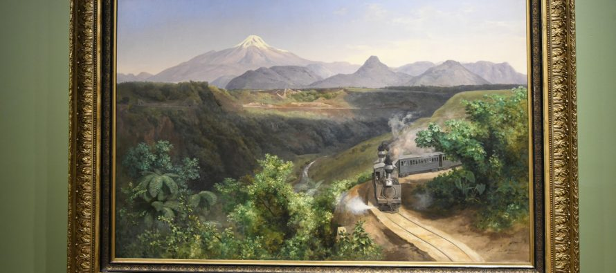 En el Munal: paisajismo y sentido de pertenencia