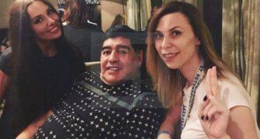 Acusan a Maradona de acoso sexual; no lo demandarán