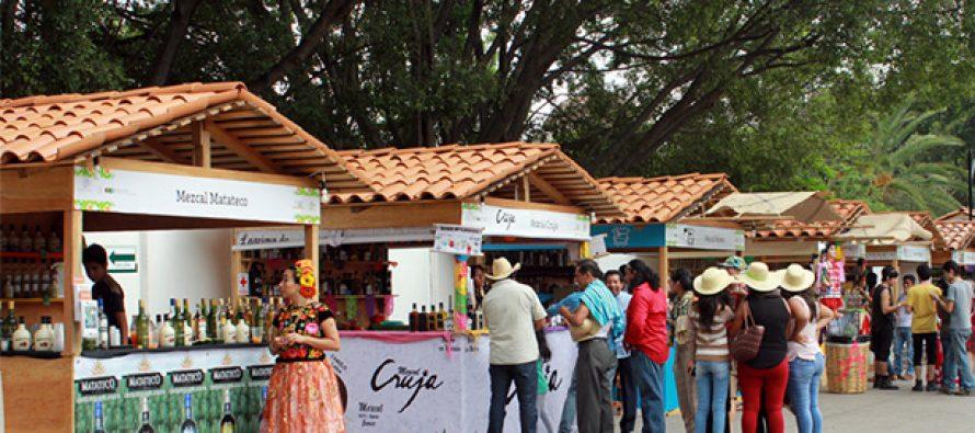 Se efectuará la XX Feria Internacional del Mezcal 2017, en Oaxaca