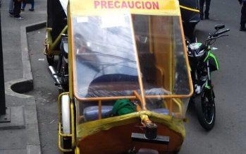 """5 mil mototaxis de la red de distribución del """"Ojos"""""""