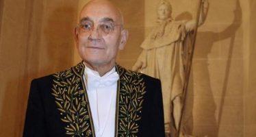 Murió el historiador y novelista francés Max Gallo