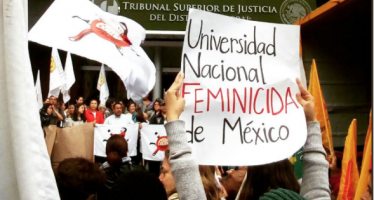 Familiares de Lesvy protestan ante el TSJ en desacuerdo con investigación