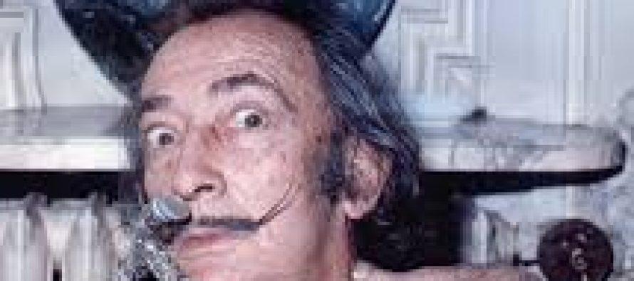 Exhumarán los restos de Salvador Dalí para cotejar su ADN