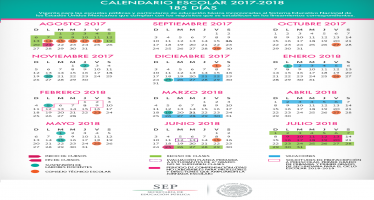 Calendarios escolares garantizan aprendizaje en 25 millones de alumnos