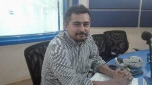 Juan José Mena (@Prometeo Nuclear). Foto: Voces del Periodista