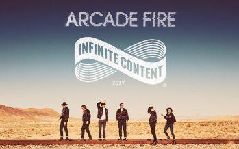 """Arcade Fire agrega un segundo concierto en México""""Infinite Content Tour"""""""