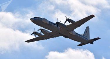 Rusia muestra su innovador avión de guerra radioelectrónica