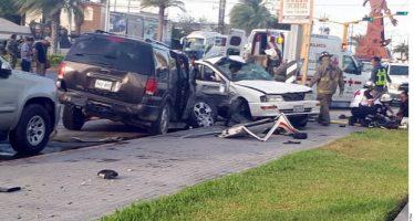 Balaceras y bloqueos abren el día en Reynosa
