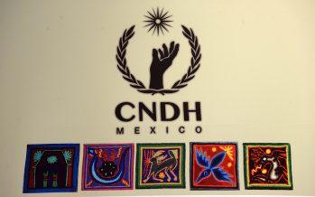 CNDH urge a diputados a aprobar ley de desaparición forzada
