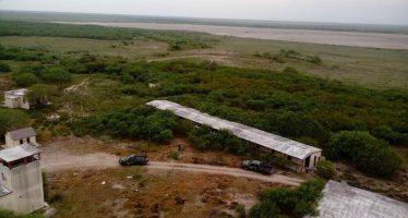 Asegura el Ejército un campamento clandestino en Tamaulipas