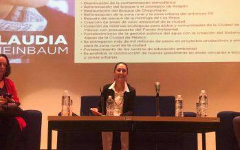 Claudia Sheinbaum gana la encuesta de Morena en CDMX