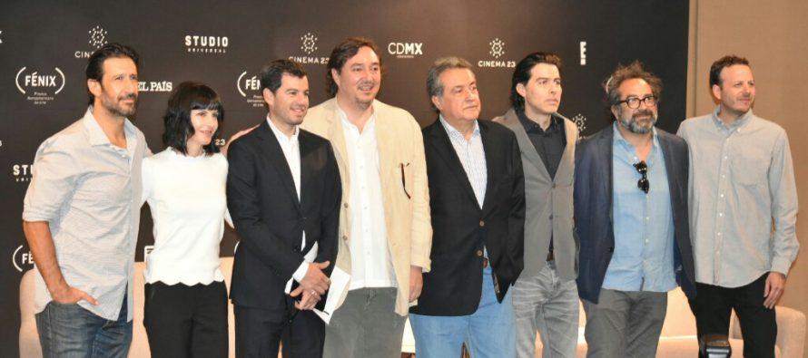 Cinema23 presenta la cuarta edición de los Premios Fénix