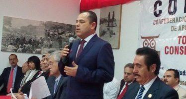 Confederación de abogados renovó su Consejo directivo