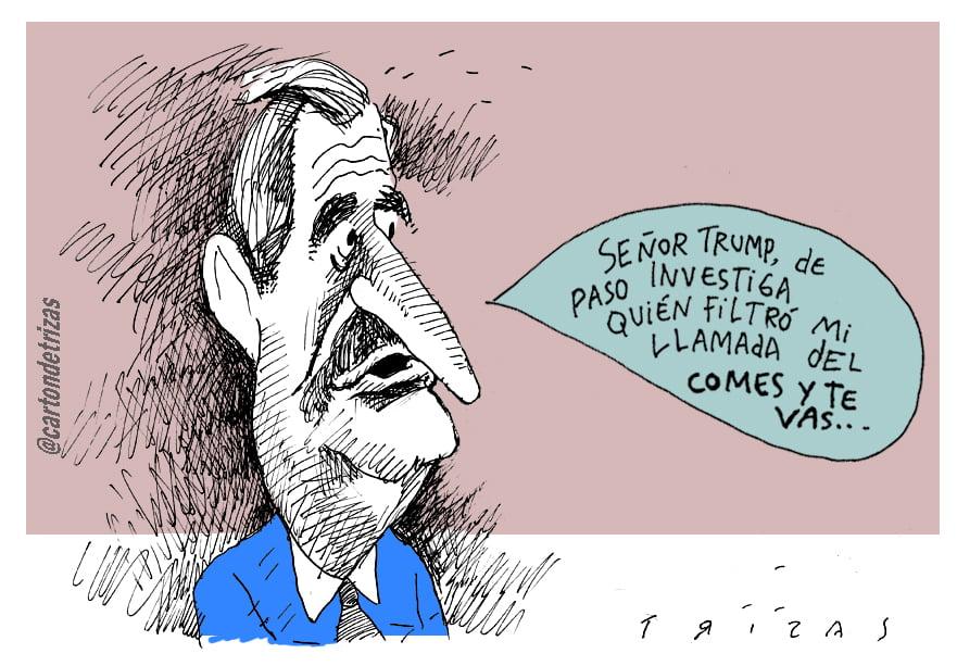 DOS CONTRA EL MUNDO. Trizas