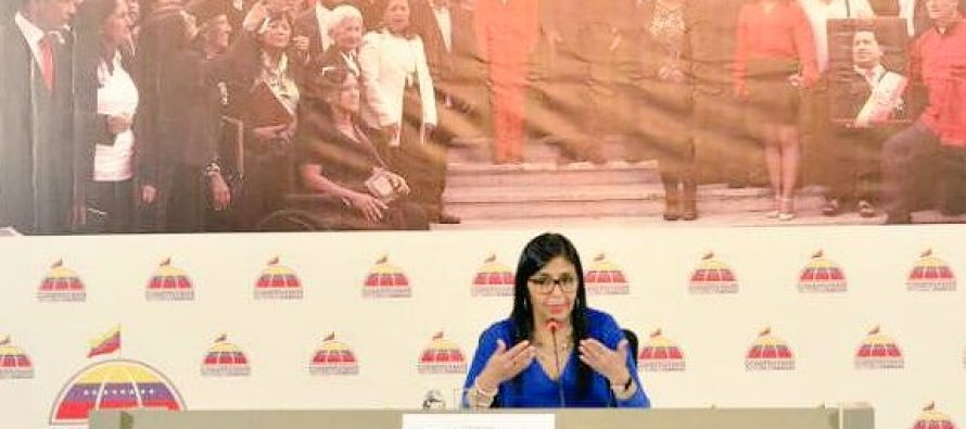 Sesiona Constituyente venezolana por bloqueo de EEUU