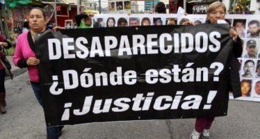 En México, más 34 mil personas desaparecidas