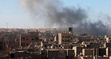 """Exige Siria disolución """"inmediata"""" de Coalición Internacional"""