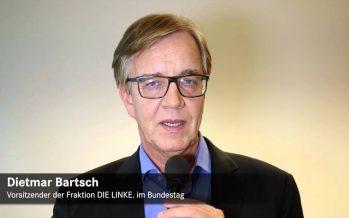Imposible poner de rodillas a Rusia con sanciones estúpidas: Bartsch