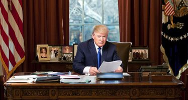 Obligado por el Congreso, Trump firma sanciones contra Rusia