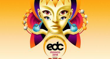 Insomniac y OCESA anuncian la 5ta edición anual de EDC México