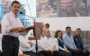 Tarifa eléctrica disminuyó 10% gracias a reforma: Peña Nieto