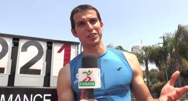 Histórico: clasifica Edgar Rivera a final de Mundial de Atletismo