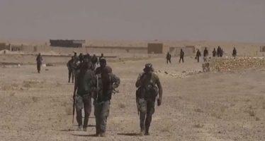 Cerca Ejército sirio a fuerzas terroristas en Uqayribat