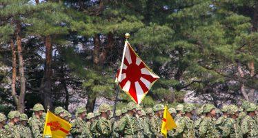 Japón aumenta su presupuesto militar para año fiscal 2018