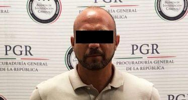 """Cae """"El Nacho"""" en Cancún; traficaba droga a EU y Europa"""