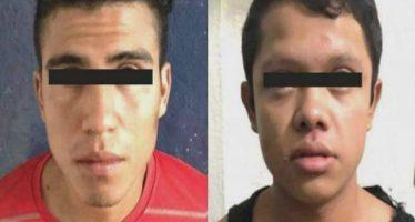 """Policía de Veracruz detiene al """"Tirano"""" y su secuaz"""