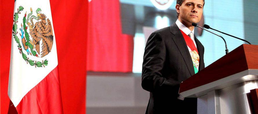 Inversión histórica para las Fuerzas Armadas: Peña Nieto