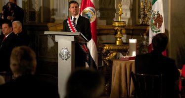 Lo que Peña Nieto no quiere que el mundo sepa