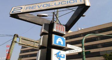 Mujer se suicida en la estación Revolución del Metro