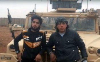 EEUU vende armas al Estado Islámico en Siria: ex combatientes