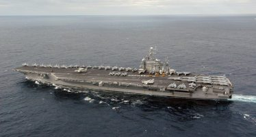 Suspenden a comandante de Séptima Flota Naval tras choque
