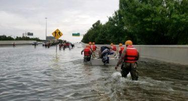 """Alertan sobre inundaciones """"catastróficas"""" para Texas por Harvey"""