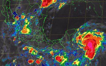 Pide Segob estar alerta a reportes de tormenta Franklin