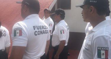 Fuerza Conago implementó acciones en el estado de Hidalgo