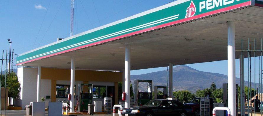 Gasolinas y diésel: un centavo menos este fin de semana