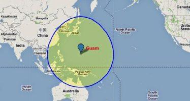 Corea del Norte dice preparar un ataque contra Guam