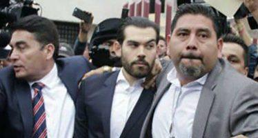 La PGR deja en libertad a hijo de ex gobernador de Sonora