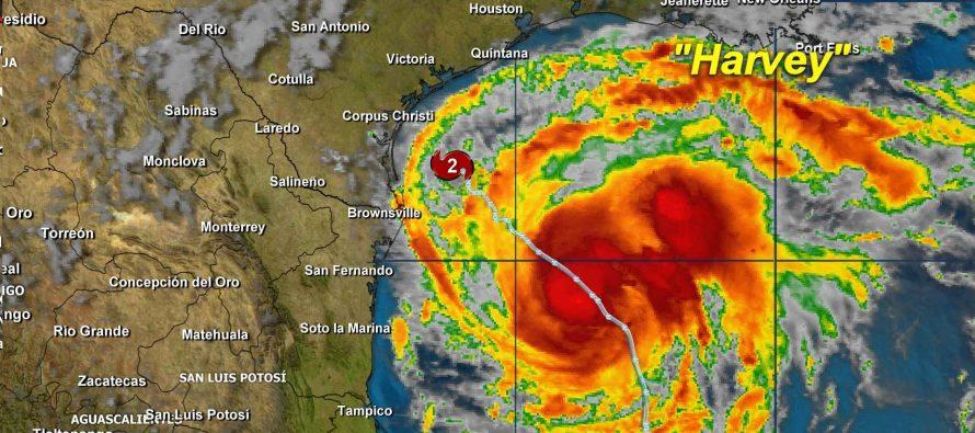 Gobierno mantiene zona de vigilancia por depresión tropical 14-E