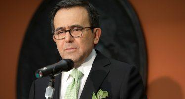 Guajardo reconoce diferencias con EUA sobre TLCAN