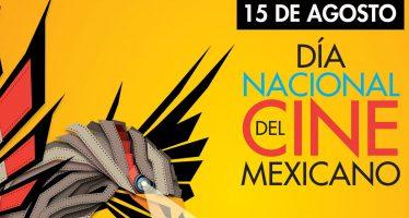 El IMCINE se une a los festejos por la celebración del Día Nacional del Cine Mexicano