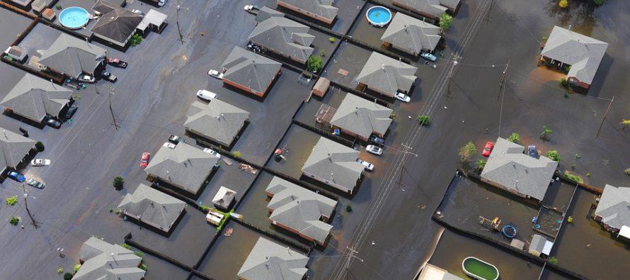 Houston inicia evaluación de daños por Harvey