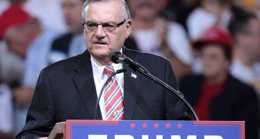 Trump da el perdón al ex sheriff Joe Arpaio