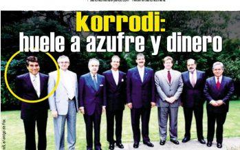 En Voces del Periodista núm. 361: Korrodi: huele a azufre y dinero.