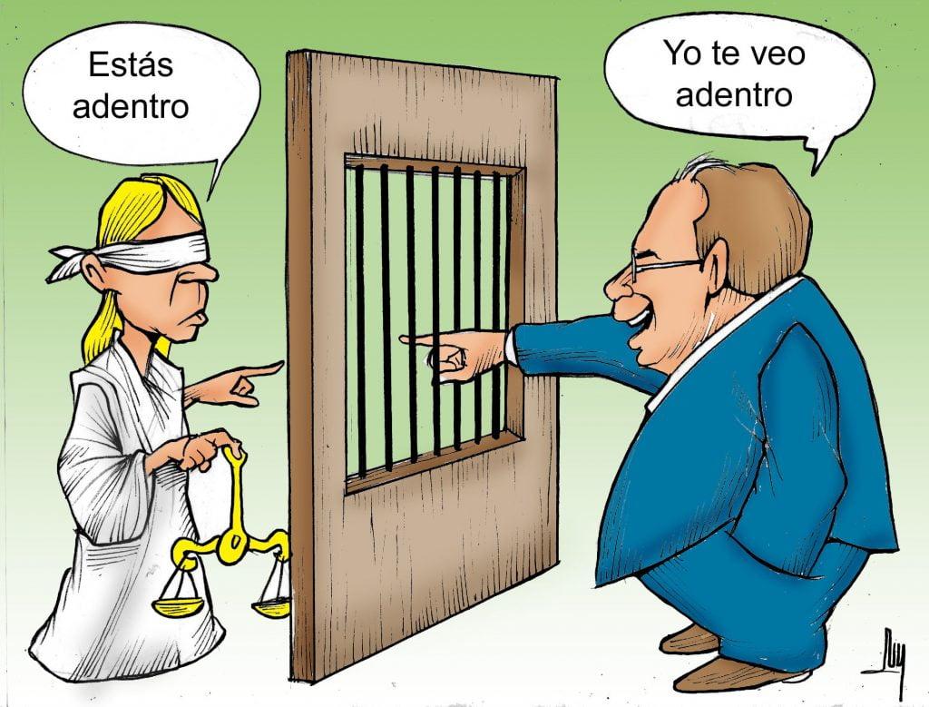 Luy. Duarte. Prisión